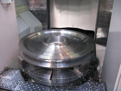5axis machining