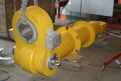 Subsea Swivel Tether